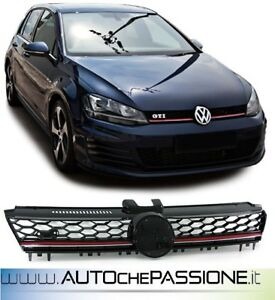 Griglia-calandra-GTI-look-VW-Golf-7-2012-gt-per-modelli-berlina-e-variant