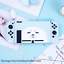 Kawaii-Cat-Pink-Hard-Case-Cover-for-Nintendo-Switch-Console-Jon-Cons miniature 11