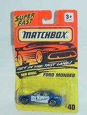 MATCHBOX 1995 #40 FORD MONDEO