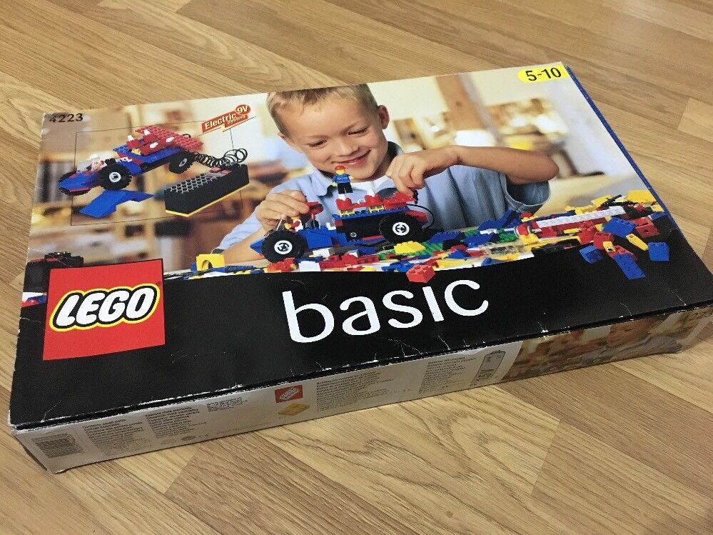 Lego Basic Set Challenger 400 Set No 4223 Boxed -- RARE