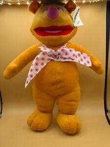 Large-Fozzie-Bear-The-Muppets-Plush-Kids-Soft-Stuffed-Toy-Animal-Doll-Disney