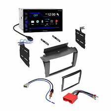 Pioneer Car Radio Stereo Double Din Dash Kit Harness Antenna for 2004-09 Mazda