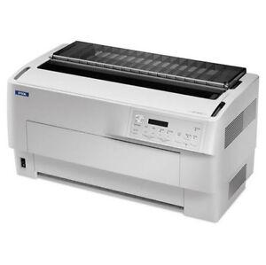 Epson-DFX-9000-PN-P371A-amp-C11C605001-9-Pin-USB-Serial-Dot-Matrix-Printer