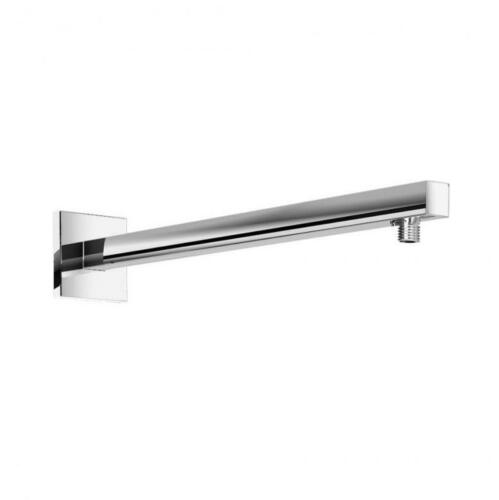 Modern Square//Round Wall//Ceiling Mounted Arm Fixed Bathroom Mixer Shower Head