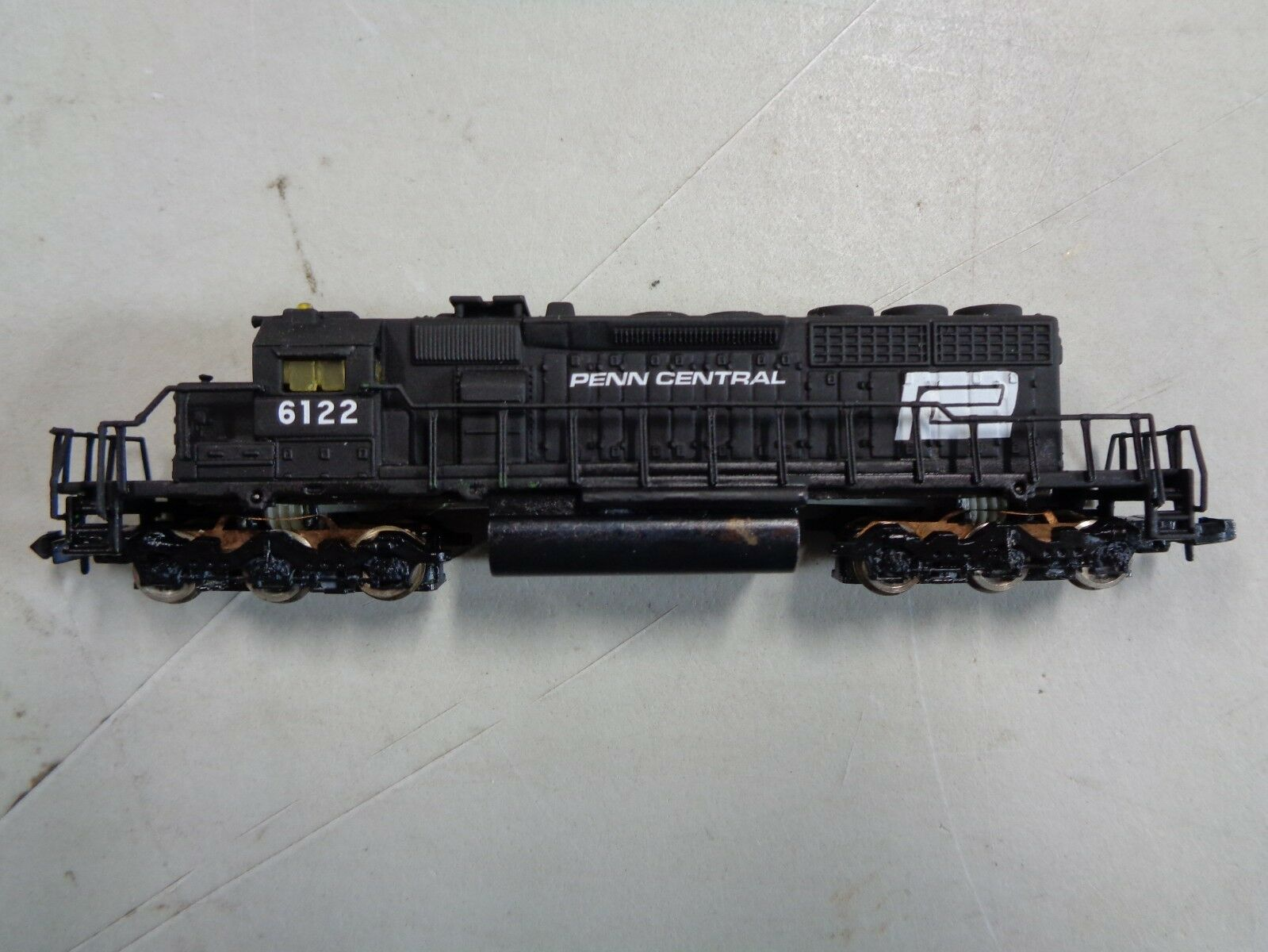 Penn Central 6122 Locomotive N Scale