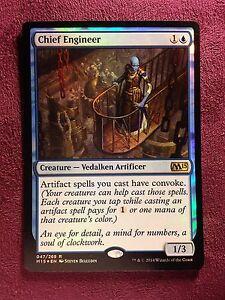 Chief-Engineer-Foil-VO-MTG-Magic-Mint-NM