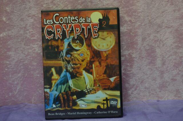 DVD LES CONTES DE LA CRYPTE VOL 2
