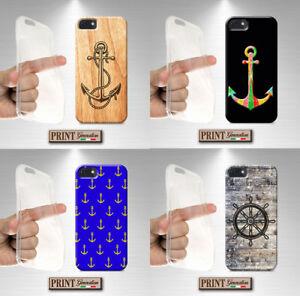 Coque-Pour-Samsung-Nautica-Ete-Mer-Vacances-Barque-Silicone-Doux-Mince