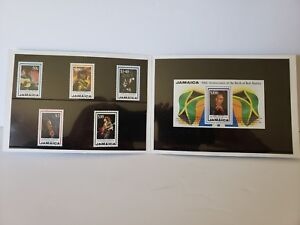 50th-Anniversary-of-The-Birth-Of-Bob-Marley-Jamaica-Stamps