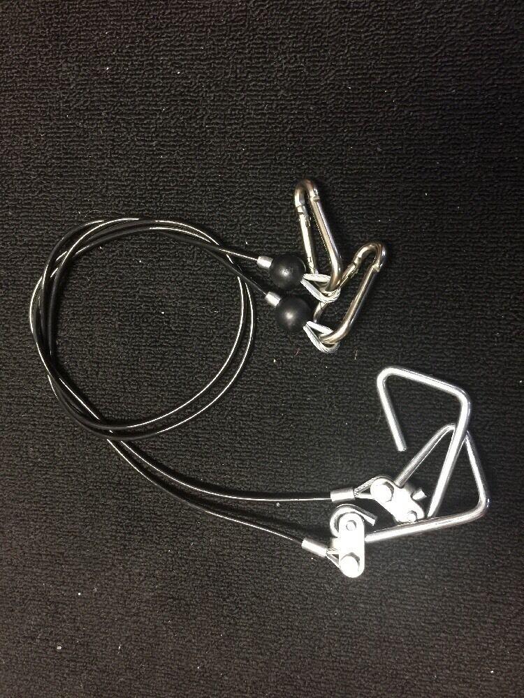 Bowflex Ultimate Sport Kit de Cable de Barra de alimentación Cable de 43 Pulgadas Nuevo OEM PART