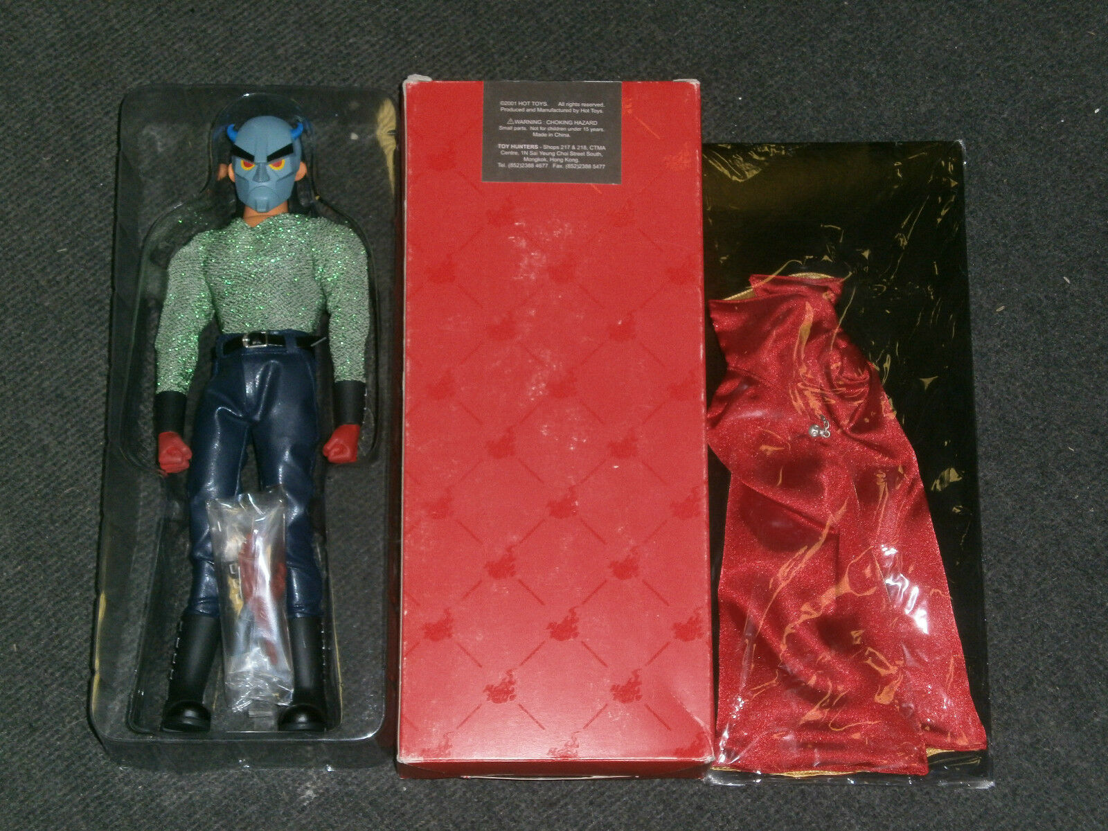 Hot Toys HOT DEVIL Toy Con Exclusive 2001 EricSoArt MIB Lt Ed 1 of 100 RARE