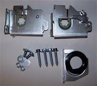 Wayne Dalton Torquemaster Plus Double Spring Bracket Kit (333074)