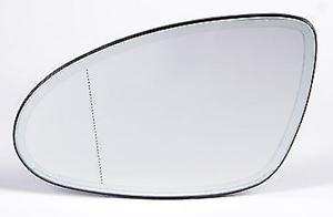 GLACE POLIE Miroir Extérieur Gauche Pouvant être Chauffé Asphärisch Chrome Mercedes c216 c219 w221