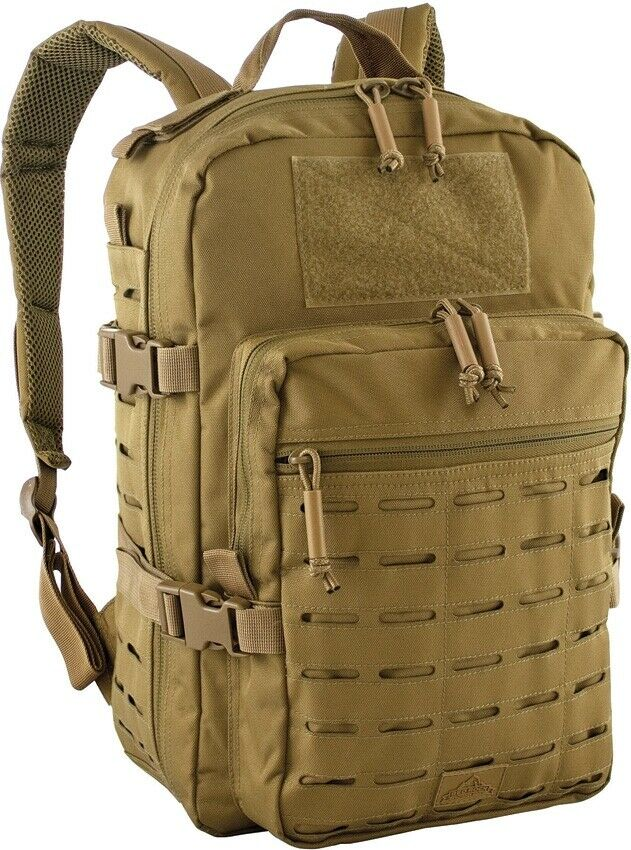 rot Rock Outdoor Gear--Transporter Day Pack - Coyote