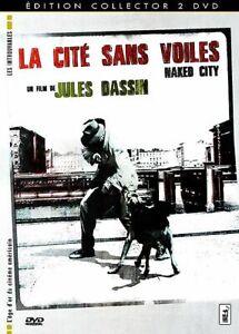 DVD-La-Cite-Sans-Voiles-Jules-Dassin-2-DVD-Occasion