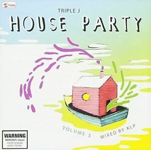 Triple-J-House-Party-Volume-5-New-amp-Sealed-CD