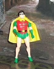 DC SUPER POWERS SERIES BATMAN'S PARTNER ROBIN  FIGURE 1984 KENNER