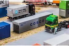 Faller 180845 HO 1/87 40' Container COSCO