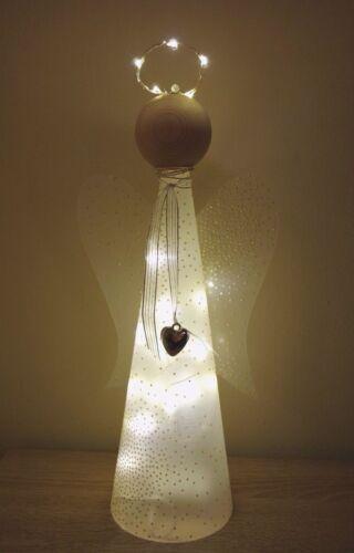 Angel Figurine Craft instructions material LED Light Fairy Lights Tinker Ninjago
