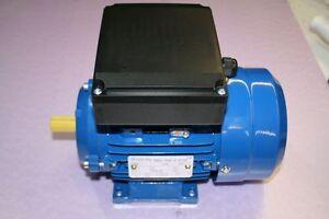 Elektromotor-Wechselstrommotor-KR-ML802-2-230V-n-3000-1-10KW-B3-stark-Anzug