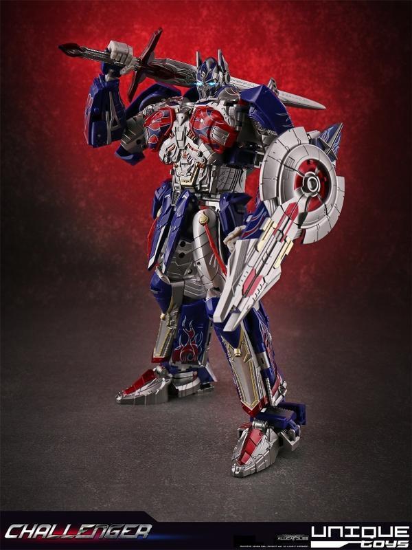 [Toys Hero] In Hand Transformers Unique Toys UT R-02 Optimus Prime MP class