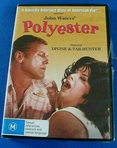 POLYESTER-DVD-NEW-SEALED-Region-4-see-below