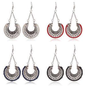 1-Pair-Fashion-Women-Silver-Hollow-Carving-Moon-Drop-Dangle-Ear-Hook-Earrings