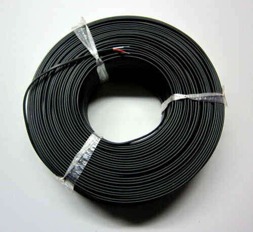 J-type Thermocouple Wire AWG 24 Solid Wire w PVC Insulation Extension 1 yard