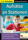 Aufsatz an Stationen von Wolfgang Wertenbroch (2014, Taschenbuch)