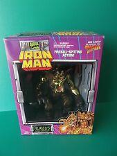 Iron Man 3 or 2 Series Aureus Gold Dragon 1995 Action Hour MIP Toy Biz Unopened