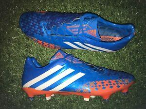 Adidas Predator LZ II SG Pro Football Boots Soccer Cleats Uk 11  29eaa8fe9093