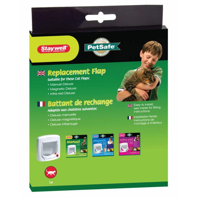 Staywell PetSafe Replacement Spare Door Flap 300 400 500 11450 DELUXE