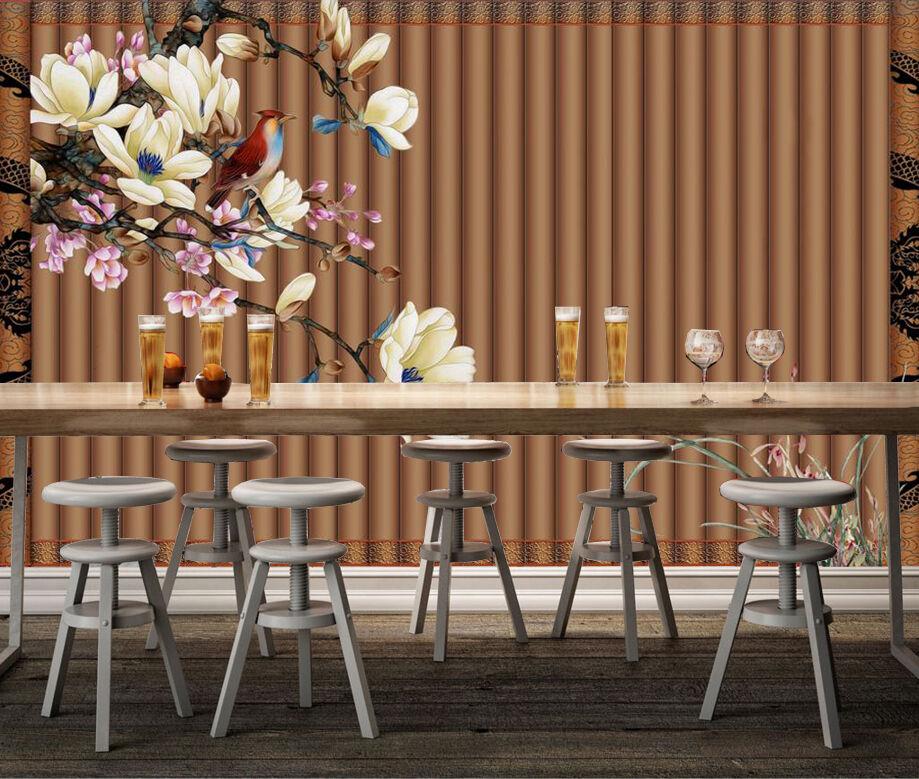 3D aufwändig dekoriert 35 Fototapeten Wandbild Fototapete BildTapete Familie