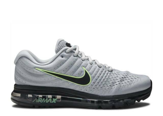 Size 6.5 - Nike Air Max 2017 Wolf Grey - 849559-012