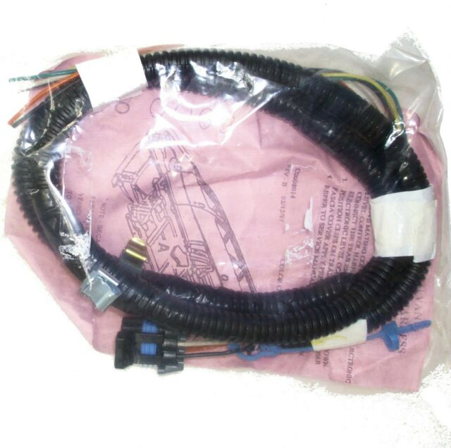General Motors 12463639 Heavy Duty Trailer Wiring Harness Conversion Cable  Only for sale online | eBayeBay