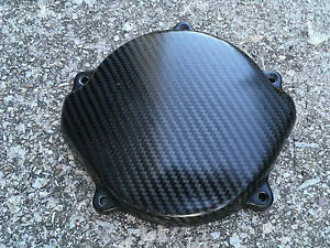 Honda-Cr125-96-07-carter-frizione-fibra-di-carbonio-clutch-cover-carbon-fiber