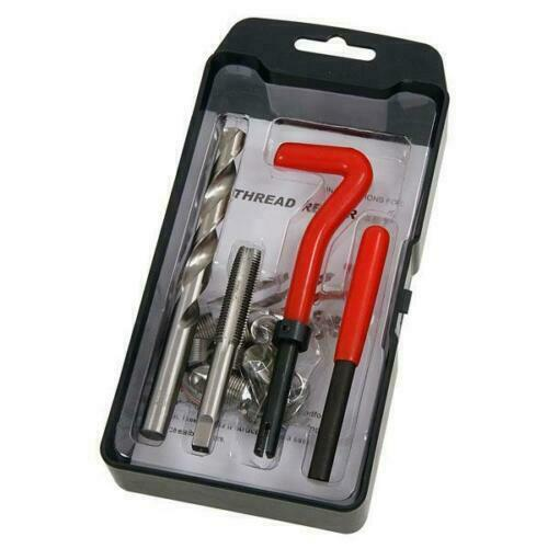 Helicoil Kit M10-1.5  Thread Repair Insert Tap Set Metric Kit