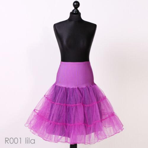 Tüllrock Tütü Ballettrock Reifrock Petticoat Unterrock mehr Farben Größe Lafairy
