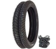 Michelin City Pro Tire Set - Honda CB/CL100/160 CB92 Tires Tubes and Rim Strips