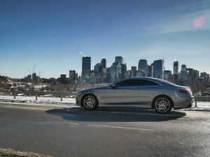 Transfer the Mercedes S550 Coupe Lease. Low Payment!