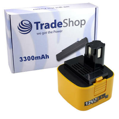 Batterie 12v 3300mah pour panasonic ey7270gqw ey7271gqw ey9000 ey9086