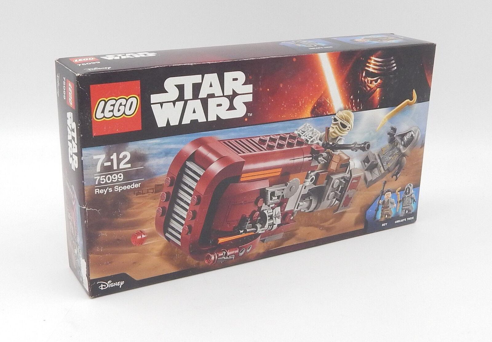 LEGO Star Wars 75099 - Rey's Speeder - NEU   OVP New