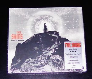 THE-SHINS-PORT-OF-MORROW-CD-ENV-O-RAPIDO-NUEVO-Y-EMB-ORIG