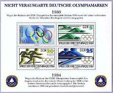 BRD 2000: Sporthilfe-Olympia-Block, postfrisch! Nicht verausgabte Marken! 1705