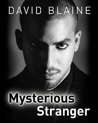 """AS NEW"" Mysterious Stranger, Blaine, David, Book"