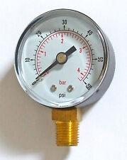 Auto Marine water system pressure gauge PRG060A