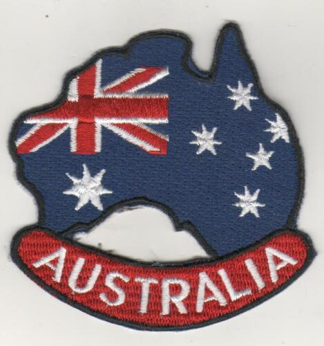 AUSTRALIAN BOOMERANG  IRON ON  PATCH BUY 2 GET 1 FREE