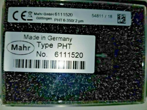 NEW Mahr 6111520 PHT-350//5 um Surface Tester Probe
