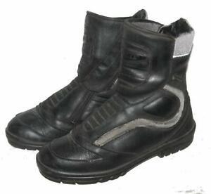 """"""" REDBIKE """" Herren -Motorradstiefel / Biker- Stiefel / Boots in schwarz ca. 43"""