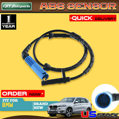 A-Premium 1x Rear Left or Right ABS Wheel Speed Sensor for 2003-2006 BMW X5 E53